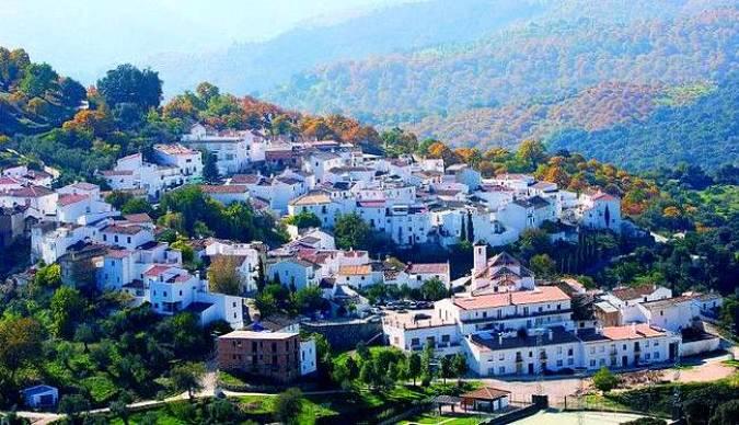 Pueblos blancos de Málaga: Parauta
