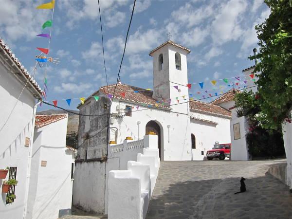 Parauta, pueblo blanco de Málaga