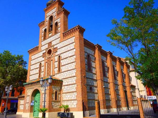 Iglesia de Nuestra Señora de la Asunción, en Parla