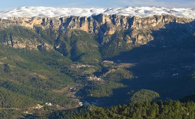 Parque de los Calares del Mundo y de la Sima, en Albacete