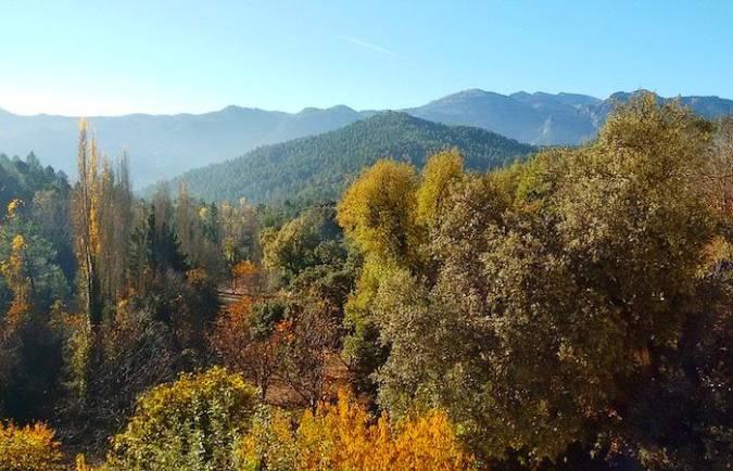 Parque Natural de los Calares del Mundo y de la Sima, en Albacete