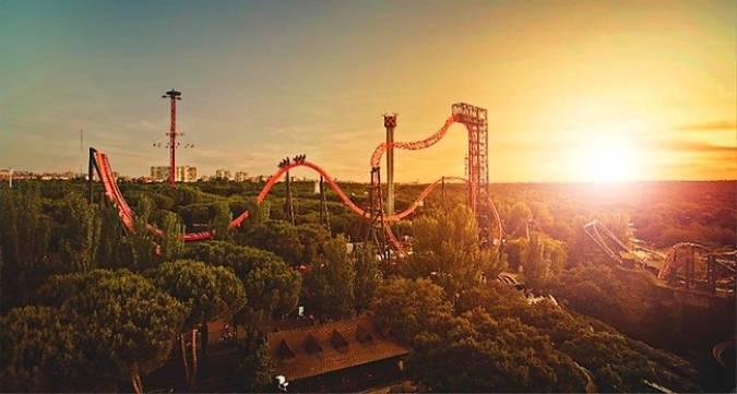 El Parque de Atracciones de Madrid