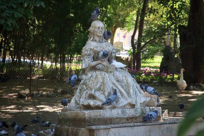 Naturaleza y juegos: Parque de Castelar