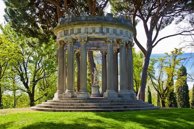 Lugares Secretos De Madrid Parque El Capricho