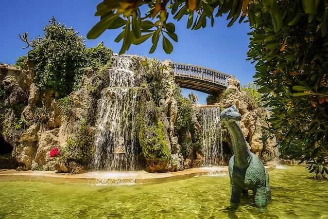 El Parque Genovés, en Cádiz