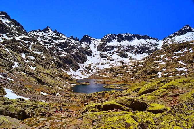 El Parque Regional Sierra de Gredos, en Ávila