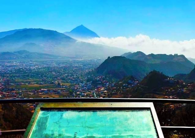 Mirador de Jardina, en el Parque Rural de Anaga, Tenerife