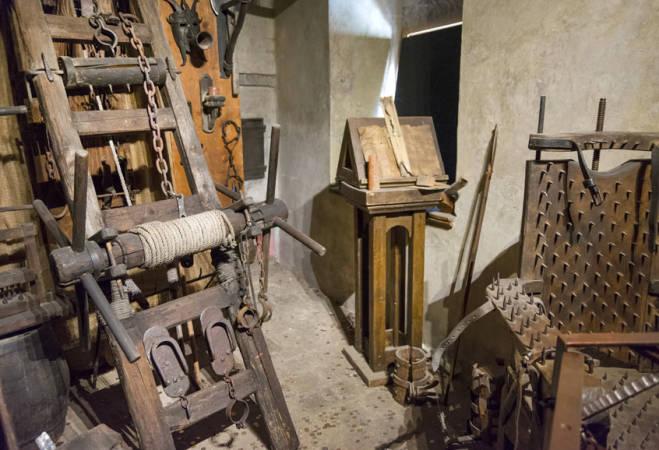 Museo de la Tortura en Laspaúles, Huesca