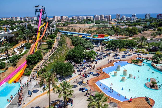 Los mejores parques acuáticos de la Comunitat Valenciana