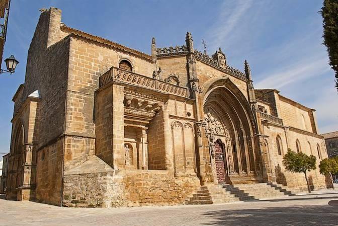 Iglesia de San Pablo, en Úbeda