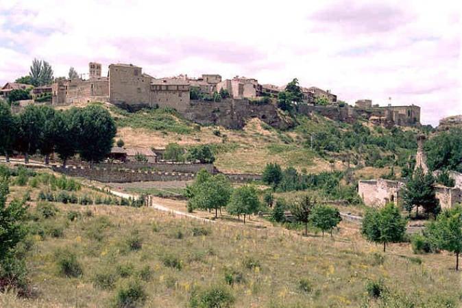 La villa medieval de Pedraza, en Segovia