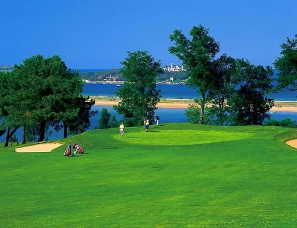 Real Club de Golf de Pedreña, en Cantabria