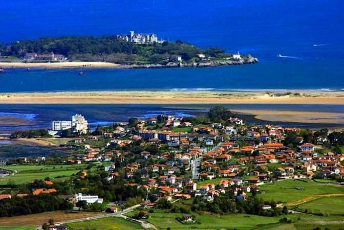 La villa marinera de Pedreña, en Cantabria