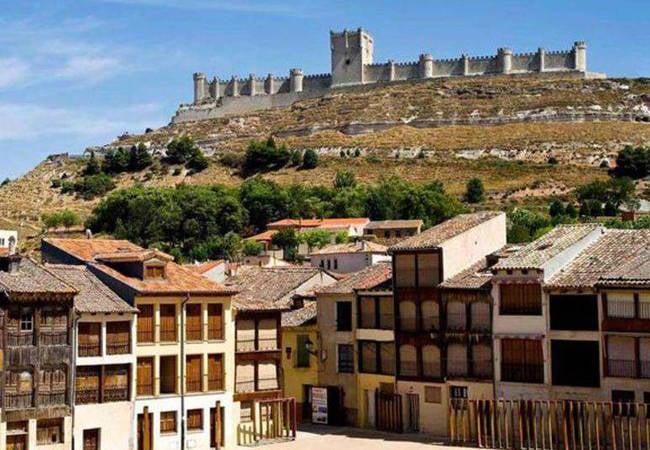 Peñafiel, la cuna de la Ribera del Duero