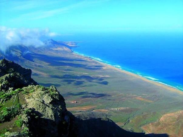 La Península de Jandía, en Fuerteventura