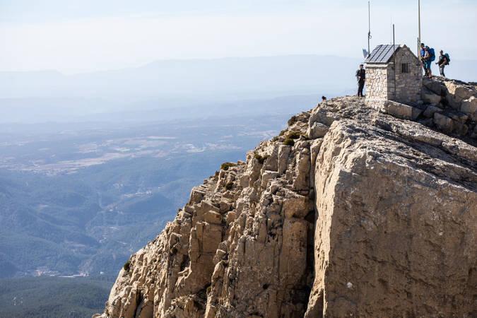 Penyagolosa o el 'Gigante de Piedra', en Castellón