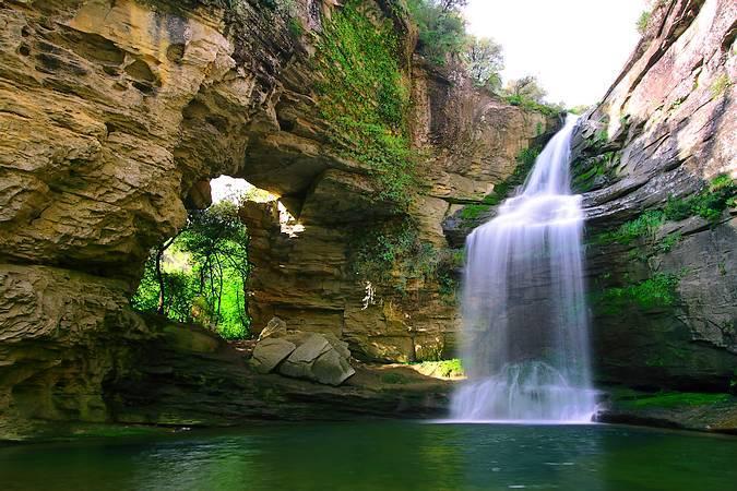 Tres refrescantes piscinas naturales en Catalunya
