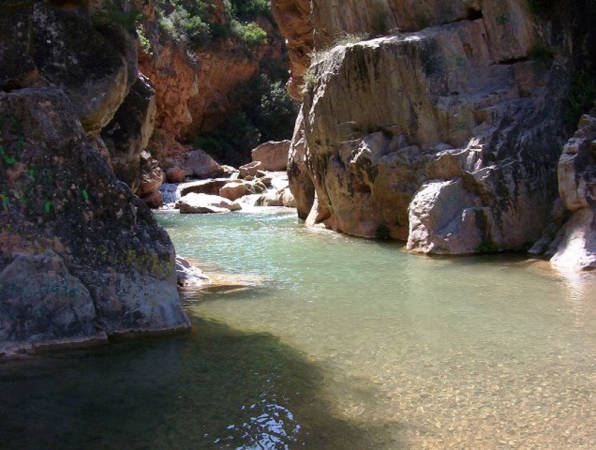 La Ruta del Agua, en Chelva, Valencia