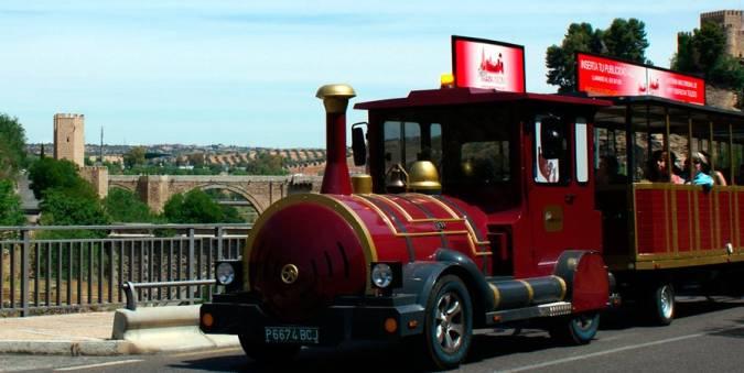 tren turistico Toledo