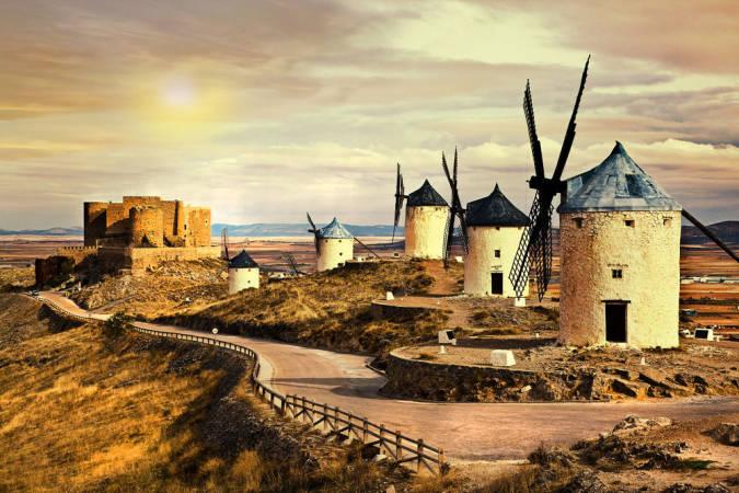 Ruta Don Quijoteca