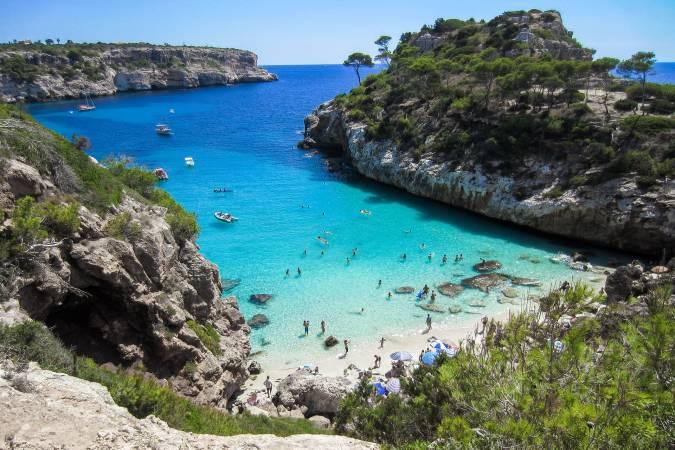 Planes en Mallorca con niños