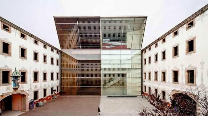 Mirador del Centro de Cultura Contemporánea de Barcelona