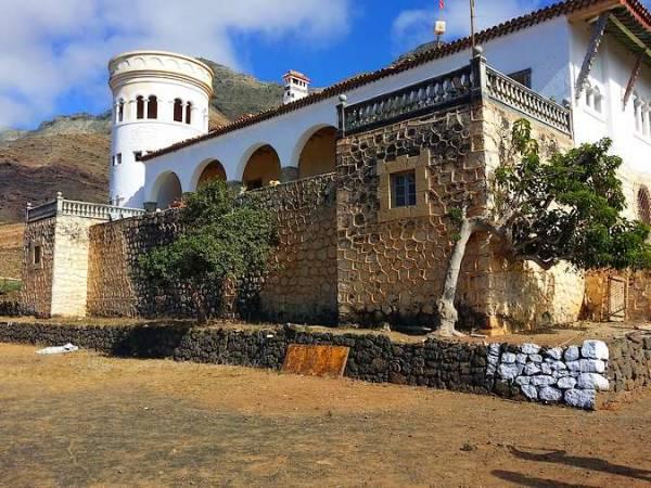 La Casa Winter, en Cofete, Fuerteventura