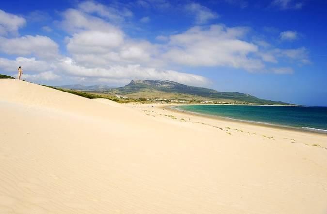 Bolonia, la mejor playa de Cádiz