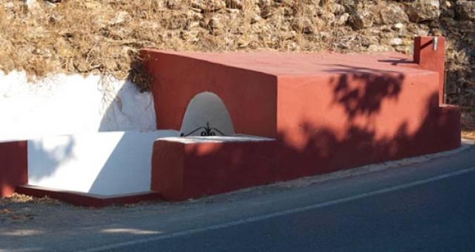 La Font de Morna, centenaria fuente en Ibiza