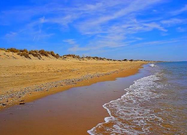 La Playa de Islantilla, en Huelva