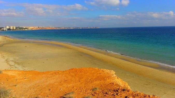 La Playa Mil Palmeras, en Orihuela, Alicante