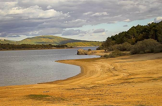 Playas de interior en España: la Playa Pita, en Soria