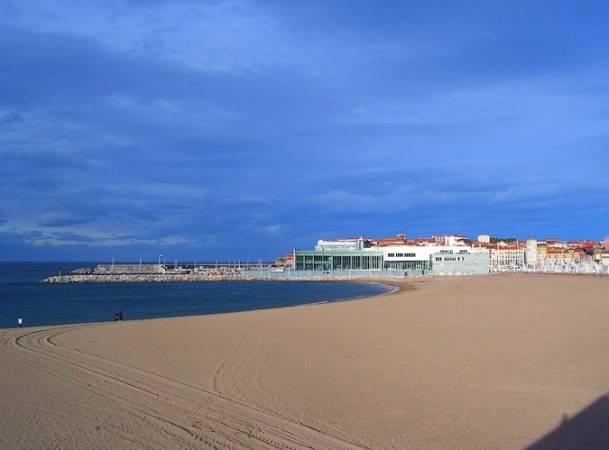 La Playa de Poniente, en Motril