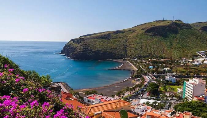 Playa Santiago, un gran destino turístico en La Gomera