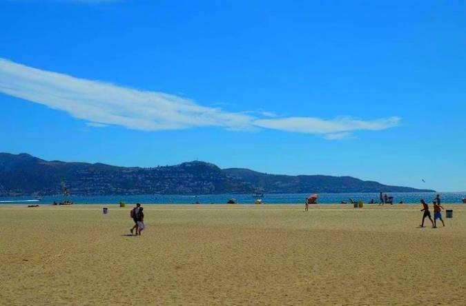 Playas de Castelló d'Empúries, en Girona