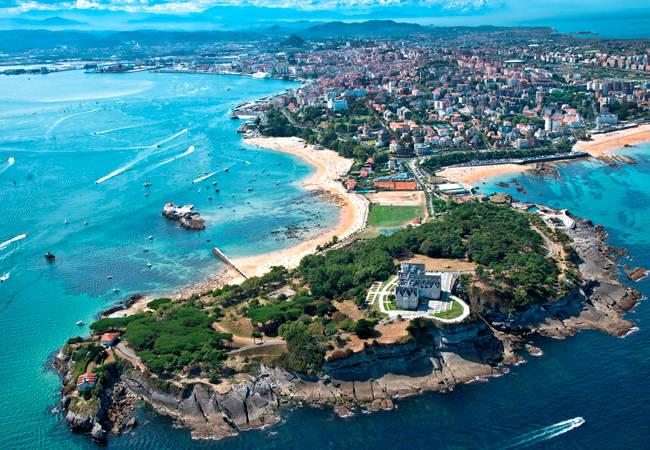 Santander, un destino de playa en el norte
