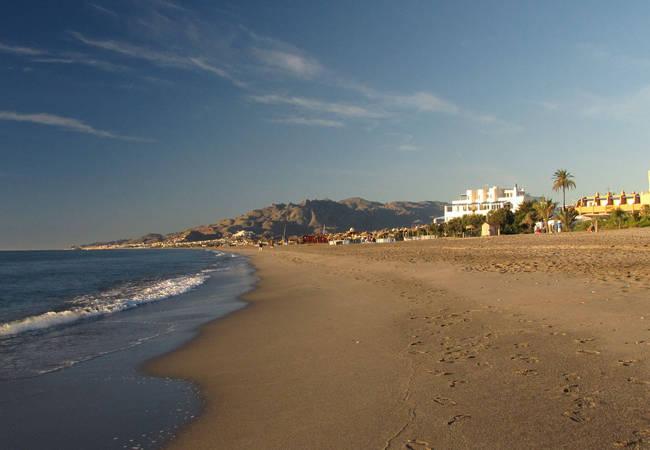 Las playas de Vera