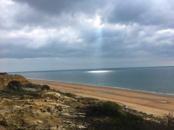 La playa más larga de España está en Doñana, Huelva