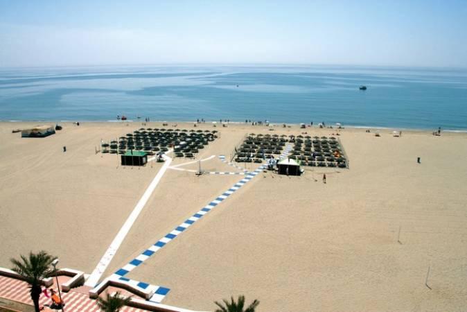 Las cuatro playas más limpias de España