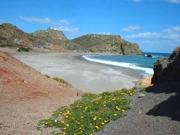 Playas de Mojácar, en Almería