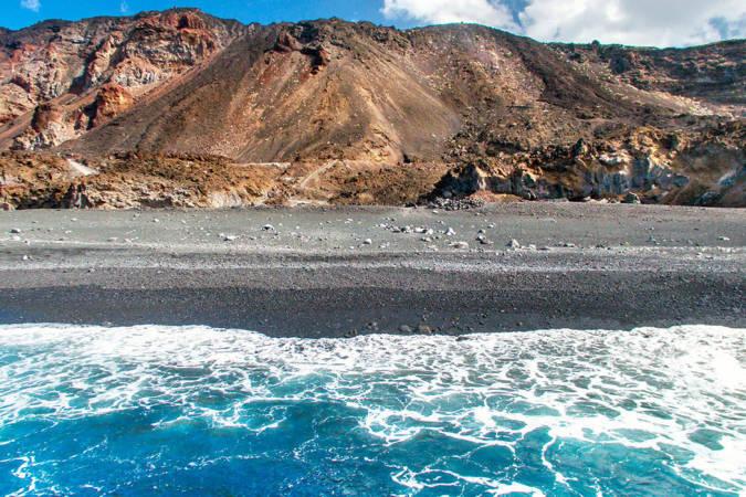 Las playas más hermosas de La Palma