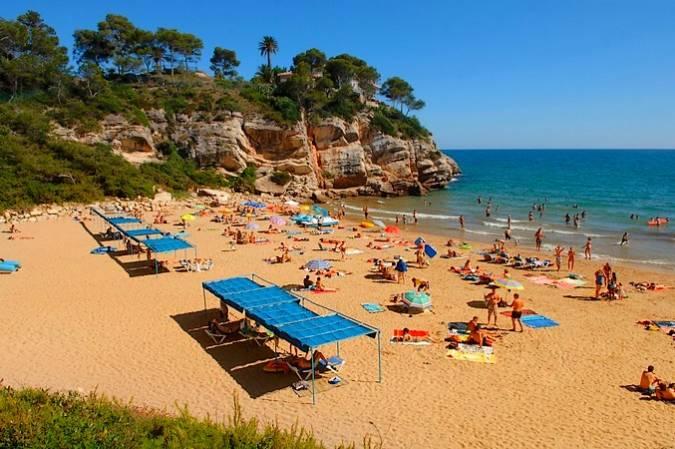 Las mejores playas de Salou, en Tarragona