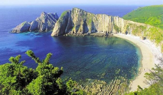 Tres playas de Asturias para disfrutar en solitario