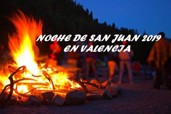 Mejores playas para la Noche de San Juan en Valencia