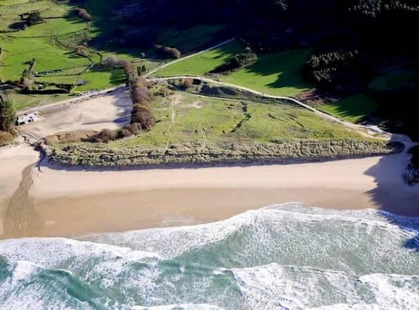 Las idílicas playas de Xove, en Lugo