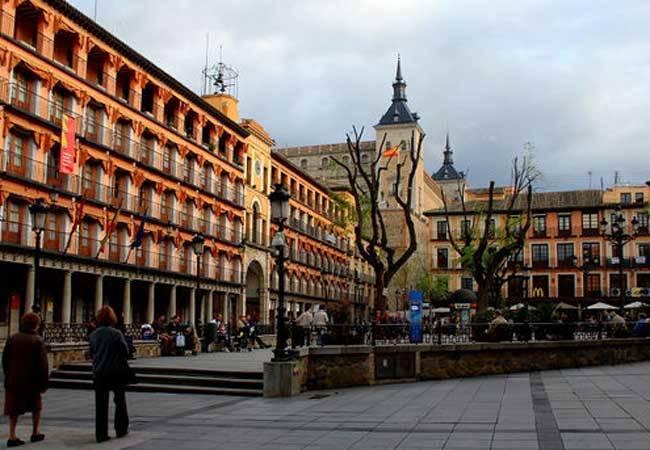El corazón de Toledo
