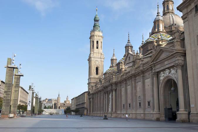 Las tres plazas imprescindibles de Zaragoza