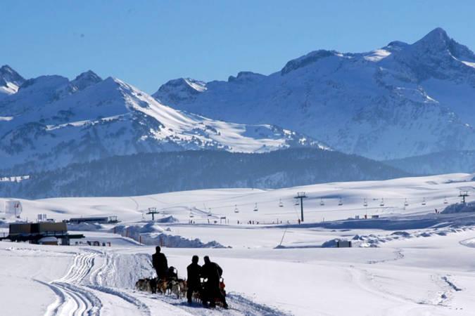 Polar Sound, nieve y música en Baqueira-Beret