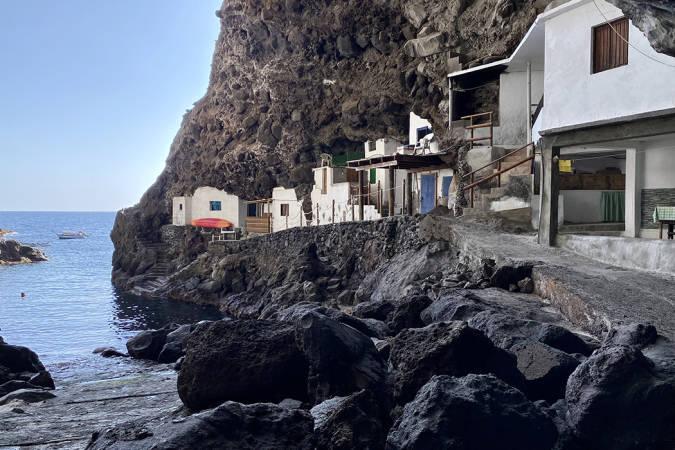 Porís de Candelaria, un sitio único en el mundo, en La Palma
