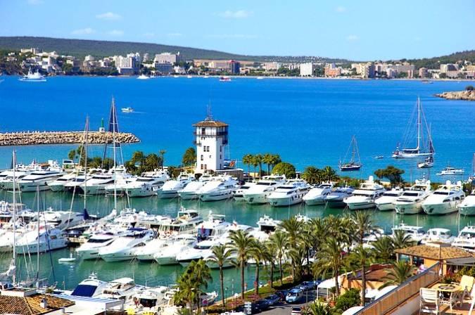 Portals Nous, turismo de lujo en Mallorca